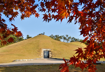 Royal Tombs in Songsan-ri